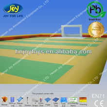 2014 wholesale inflatable golf games for kids/adults on leisure time