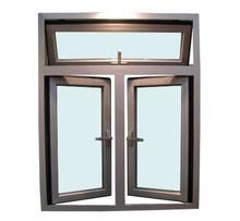 Constmart Feelingtop Interior / Exterior Aluminium / Aluminum Folding Door hot selling steel wood abs door