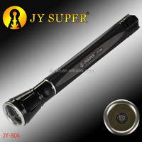 JY SUPER rechargeable led police flashlight JY806