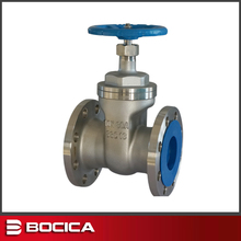 professional supplier stainless steel stem gate valve