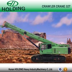 32ton HOLDING HDTC32 Telescopic boom crawler crane