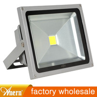 CE,RoHS Led Light Colored Flood Light Cover with CE,RoHS IP65 Outdoor 50-180W