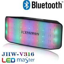 Kingwon Bluetooth cara membuat speaker aktif mini for mp3 , speaker bluetooth can be as mp3 player