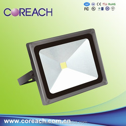 100W led flood light IP65 CE ROSH approved garden out door light led flood light Coreach