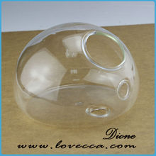 round and drop shape different types glass vase ,best seller glass vase