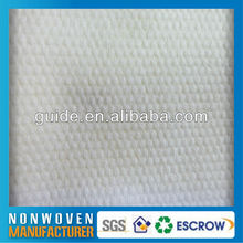 Viscose /Polyester Spunlace Nonwoven Fabric for baby wipes