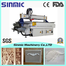 marble engrave cnc milling machine used