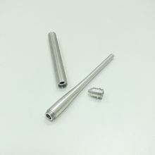 OEM sony black oxidize aluminum pen