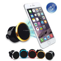 wholesale magnetic cell phone accessories, magnetic car use smart phone holder, smart phone supporter