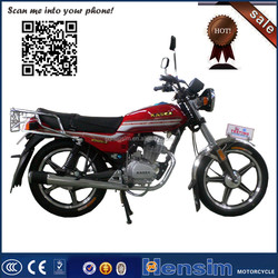 Africa approved Chinese cheap qualified street bike 125cc motorcycle
