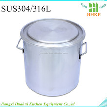 Stainless steel chemical drum barrel of wine and milk in low cost