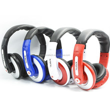 Best Sell China factory wireless fm radio mp3 headphone for iPhone 5G 5S 6 plus iPod
