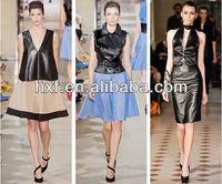 leather stage wear