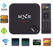 2015 hot sale mx3 tv box android tv set top box