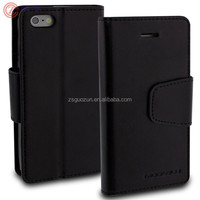 2015 Brand New PU Leather Flip Case for Phone Mobile Phone Case