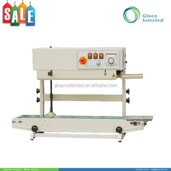 Plastic Stand-up Pouch automatic plastic bag sealer