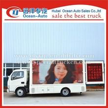 FOTON 4*2 loudspeaker van truck/LED truck