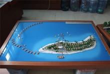 Maldives Resort Model for Developer /Beach Villa Model /Scale Model Maker