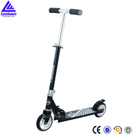 Adult freestyle folding flash bmx scooter