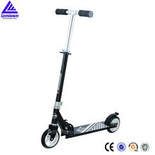 Adult freestyle folding flash bmx scooter