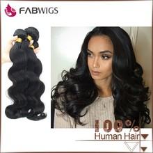 Fabwigs FH020 wholesale cheap human hair extensions free sample hair bundles
