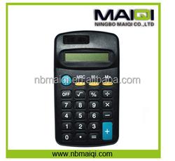 Desktop 8 Digit Real Solar Calculator