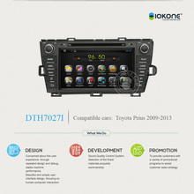 Android In-dash Car Stereo DVD player with 3G WIFI For Toyota Prius (right) 2009 2010 2011 2012 2013