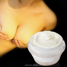 Soybean Lecithin Natural Breast Enlargement Cream For Women Flat Chest