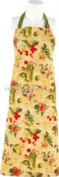 2015 HIGH QUALITY NEW DESIGN PRINTING FRUITS AND VEGETABLES,COTTON APRON