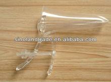 Dilatador vaginal con el tornillo central( asia tipo)