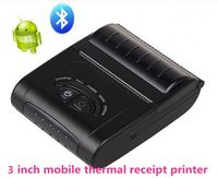 80mm mini usb wifi tablet thermal handheld receipt printer with adapter TS-M310