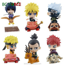 Japanese movie character pvc toy figure,iapanese toy, movie character toy