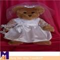 venta al por mayor de china el uso de la fiesta de cumpleaños vestido de oso de peluche de juguete
