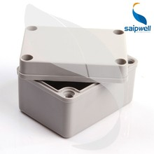 ABS waterproof junction box plastic enclosures for electronic junction(80*110*70mm)