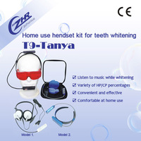 Advanced technology home use teeth beauty strips better than crest whitestrips