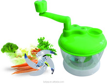 vegetable and salad chopper for kitchen use