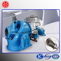 CITIC Brand Biomass Generating Project Bagasse Power Generation 100KW Small Steam Turbine for sale