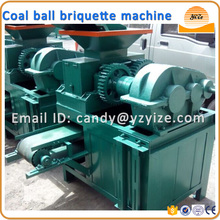 Coal/charcoal ball briquette making machine / charcoal dust briquette making machine