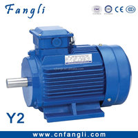 IE2/IE3 Cast Iron Frame 0.75kw-200 kw three Phase AC electric motor