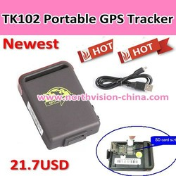 Waterproof GPS Live Tracker/locate and monitor any remote targets by SMS or Computer or PDA
