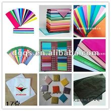 Wrapping Paper Tissue Wholesale / solid color tissue paper printed with custom logo