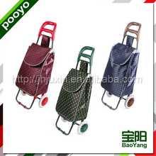 high quality shopping trolley bag baseball batting cage
