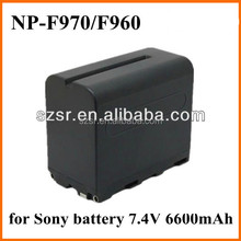 Video digital DV camera battery np-f970 f970 for Sony