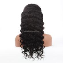wholesale good quality cheap Indian human hair ladies wigs mumbai