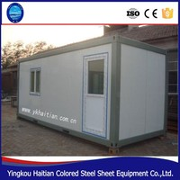 High Quality Fireproof Container House Interior Design,40ft HQ