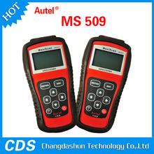 Alta calidad MaxiScan MS509OBDII/EOBD escáner de código del explorador de diagnóstico