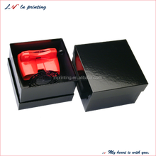 Elegant Customized boxes for gifts with glossy lamination in shanghai