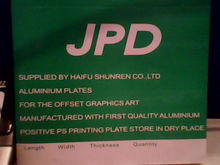 stanble quality ps plate for printing