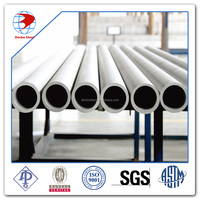 Cold Drawn DIN1629 St42 Seamless Steel Pipe/Tube