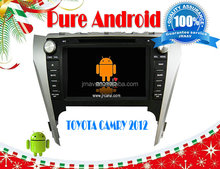 Android 4.2 steering wheel control for TOYOTA Camry 2012 RDS,Telephone book,AUX IN,GPS,WIFI